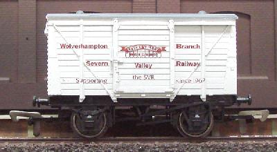 Dapol image of Branch Commissioned wagon